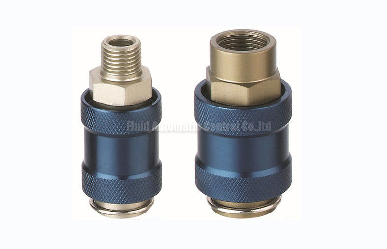 HSV Hand Slide Valve Two Position Three Way With Both Ends Female Thread