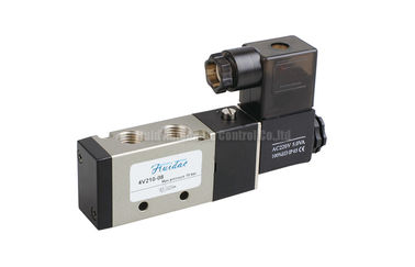 4V210-08 Pilot Operated Solenoid Valve For Pneumatic System Directional Control